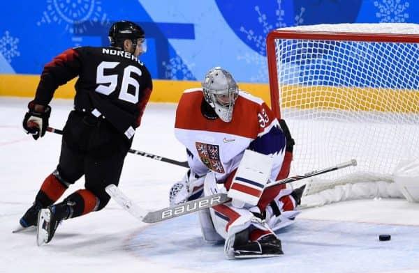 прогноз на матч Канада-Чехия