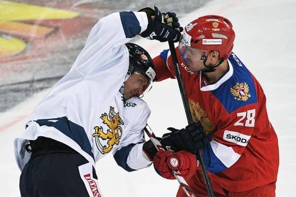 прогноз на матч Россия-Финляндия