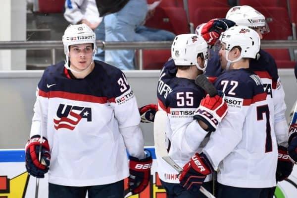 прогноз на матч США-Словакия