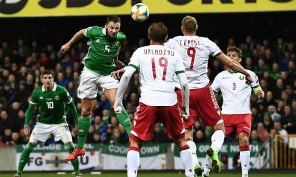 прогноз на матч Беларусь-Северная Ирландия