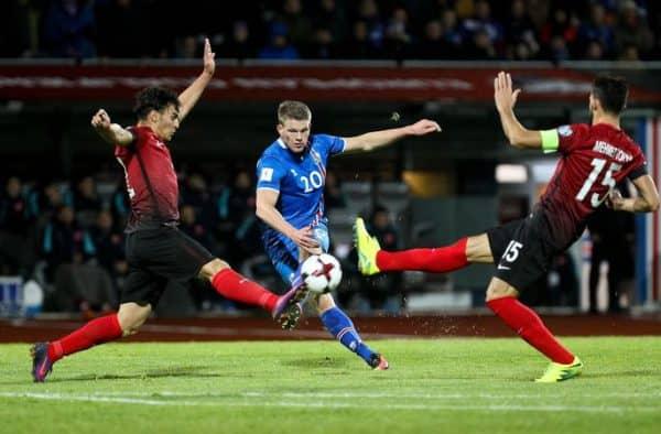 прогноз на матч Исландия-Турция