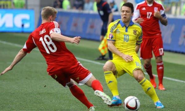 прогноз на матч Украина-Люксембург