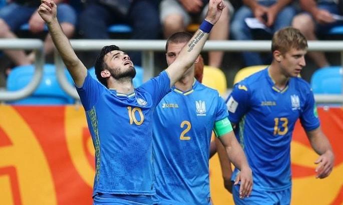 прогноз на матч Украина-Южная Корея
