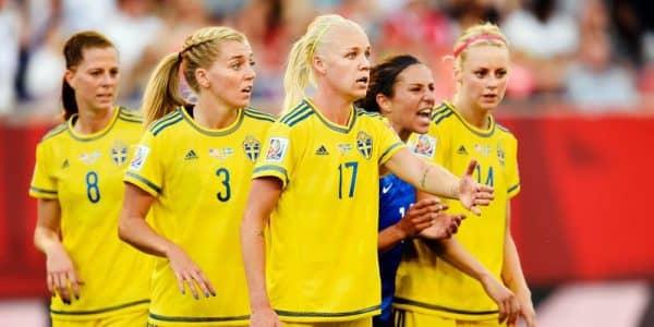прогноз на матч Швеция-Китай