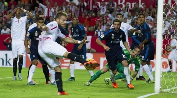 прогноз на матч Реал-Севилья