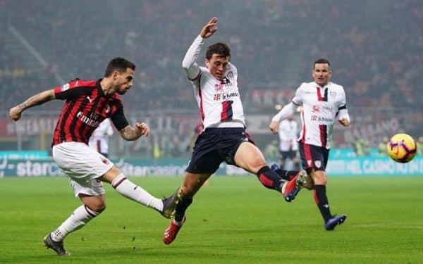 прогноз матч Кальяри-Милан