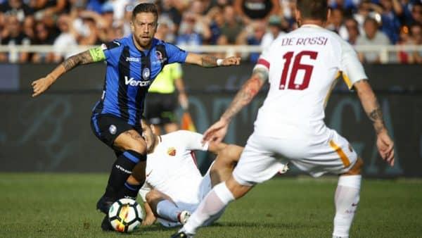 прогноз на матч Аталанта-Рома