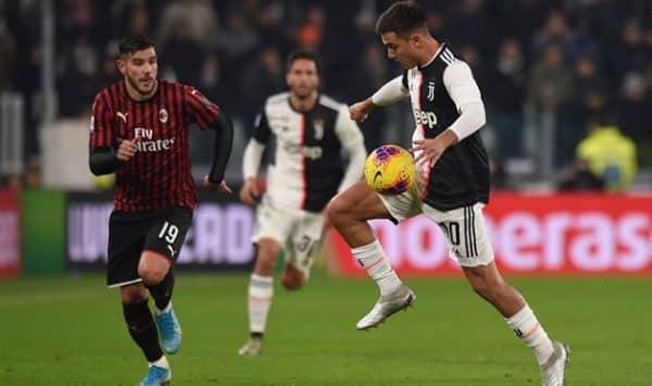 прогноз на матч Ювентус-Милан