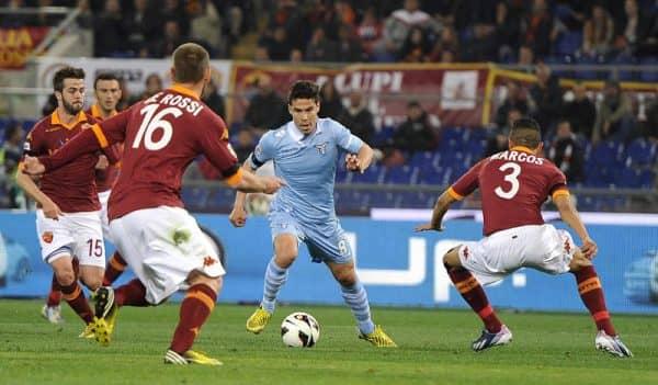 прогноз на матч Лацио-Рома